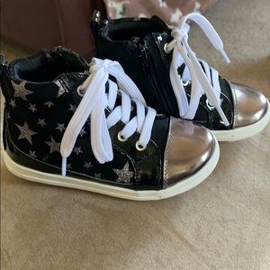 Toddler High Tops size 7